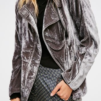 Free People Willow Blazer