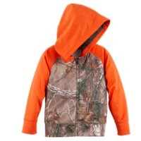 Under Armour Boys' Infant UA Real Tree Hoodie