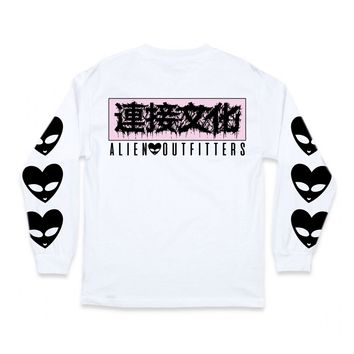 Alien Outfitters x Hookup Culture Collab Tee PREORDER