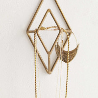 Geo Diamond Wall Sculpture - Urban Outfitters