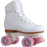 Chicago Girls Rink Skates, White (Size 3)