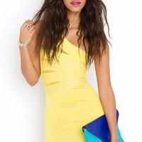 Starburst Bandage Dress in  Clothes Dresses at Nasty Gal