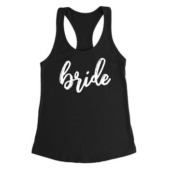 Bride tank top, bride tank, bride tanktop, bachelorette party Tank Top