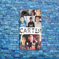 Carter Reynolds iPhone Case Collage iPhone Cover Cell Phone Case iPhone 4 iPhone 5 iPhone 4s iPhone 5s iPhone 5c Case