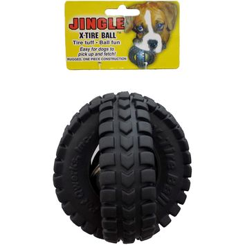 Jingle X-Tire Ball [Medium]