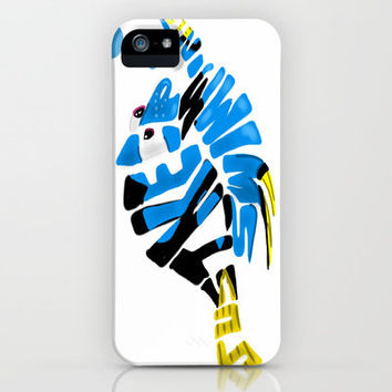 """just keep swimming"" (Finding Nemo- Dory) iPhone & iPod Case by Art of Fernie 