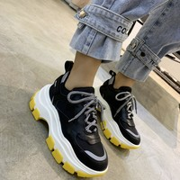 New Office Prada Women Casual Shoes Boots fashionable casual ladies black sneaker Shoes boots top quality