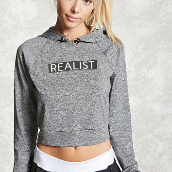 Active Realist Graphic Hoodie