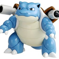 Takaratomy Pokemon Monster Collection M Figure - M-062 - Blastoise/Kamex