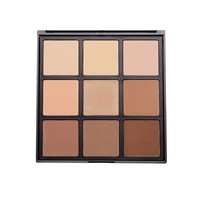 9C - 9 COLOR HIGHLIGHT/CONTOUR PALETTE