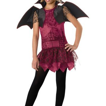 Girl's InCharacter Costumes 'Twilight Trickster' Costume