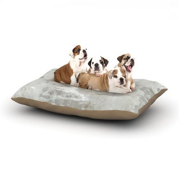 "CarolLynn Tice ""Effortless"" Neutral Gray Dog Bed"