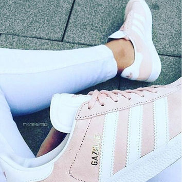 """Adidas"" Fashion Women Running Sport Shoes Sneakers"