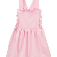 Pink Ruffle Jumper - Infant, Toddler & Girls
