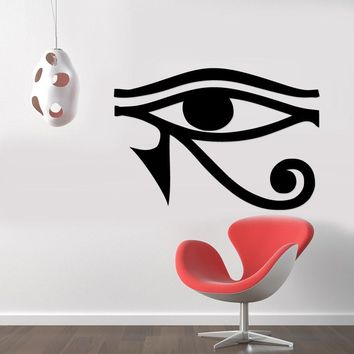 Eye of Horus Egyptian Pagan Symbol  Car Window Ipad Tableet PC Notebook Cumputer Decal Sticker