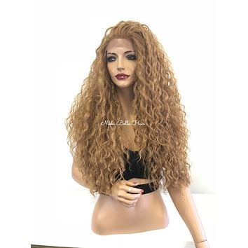 Felicity Waves Lace Front Wig 11828***