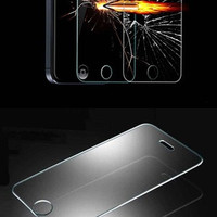 Premium Tempered Glass Guard Screen Protector cell phone film For iphone 4s/5s/6/6 plus
