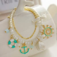 Sweet and Cute Ocean Collection Beach Bracelet