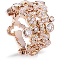 Boodles Blossom Diamond Ring