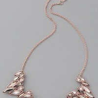 Alexis Bittar Triple Aster Necklace