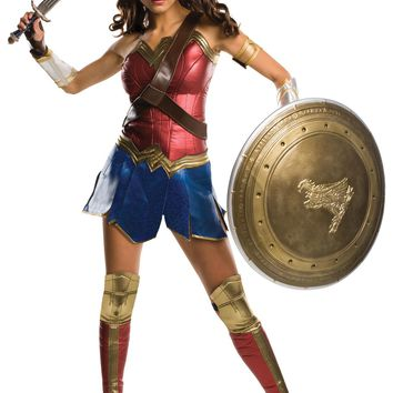 Doj Wonder Woman Grand Heritage adult costume