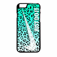 Nike Just Do It Leopard iPhone 6 Plus Case