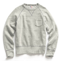 Oatmeal Pocket Sweatshirt