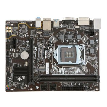 Colorful Battle AXE C.B250M-D V20 Motherboard Mainboard Systemboard for Intel B250/LGA1151 DDR4 SATA3 USB3.0 M.2 for Desktop PC