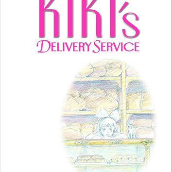 The Art of Kiki's Delivery Service Are You Afraid of the Dark 1