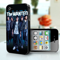 The Wanted Poster iPhone 4 iPhone 4s case by 4JustNCASE on Etsy