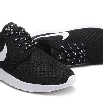 Nike Roshe Run Br Unisex Sport Casual Honeycomb Net Cloth Breathable Sneakers Couple Running Shoes-2