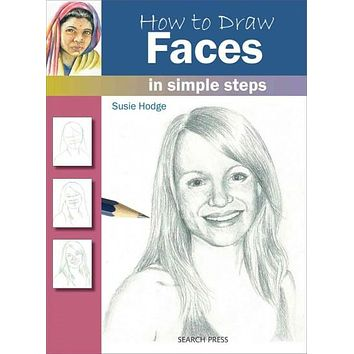 How to Draw Faces in Simple Steps (How to Draw)