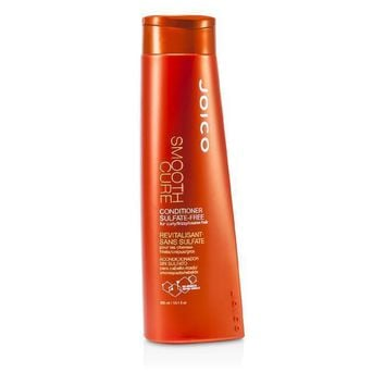 Smooth Cure Conditioner - For Curly- Frizzy- Coarse Hair (New Packaging) - 300ml-10.1oz