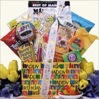 iTunes Teen Birthday Gift Basket