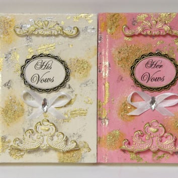 Books, Exquisite French Vow Books, Custom Color Books, Marie Antoinette Style Vow Books, French Wedding, Rococo Wedding Books, Shower Party