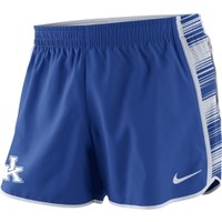 Nike Women's Kentucky Wildcats Blue Warpspeed Pacer Shorts | DICK'S Sporting Goods