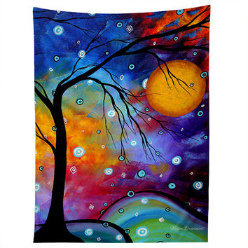 Madart Inc. Winter Sparkle Tapestry