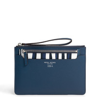 West 57th Card Wallet and Change Purse - Watercolor | Henri Bendel