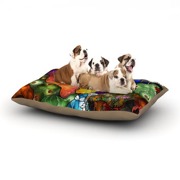 "Mandie Manzano ""Fairy Tale Alice in Wonderland"" Dog Bed"