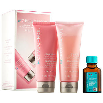 Moisture & Shine Travel Kit - Moroccanoil | Sephora