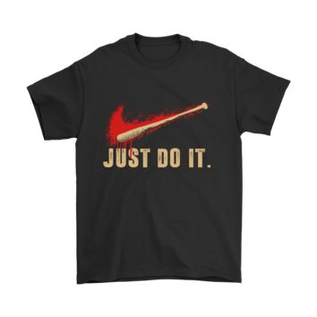 PEAPCV3 Negan Just Do It The Walking Dead Shirts