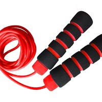 Limm Jump Rope - Perfect for All Experience Levels, Cardio, Cross Fitness & More - Easily Adjustable - Best Exercise for Weight-Loss & Health - Start Enjoying The Comfort Today!