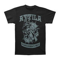 Attila Men's  Torch T-shirt Black
