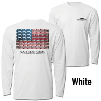 American Flag and Release Performance Gear