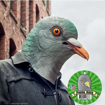 City Pigeon Mask