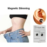 Magnetic Slimming Earrings Slimming Patch Lose Weight Magnetic Health Jewelry Magnets Of Lazy Paste Slim Patch Makeup Set