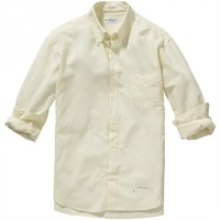 Selvage Madras E-Z Original Button Down - Shirts - Clothing - Men