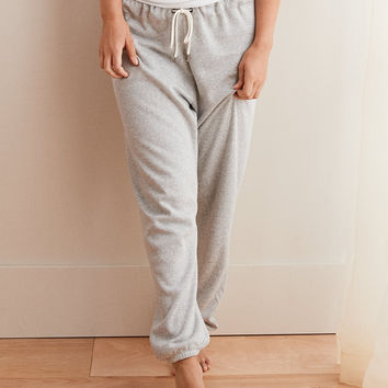 Aerie Easy Jogger, Medium Heather