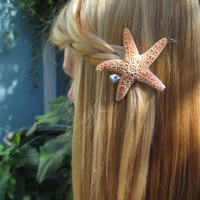 Starfish Alligator Clip