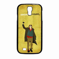 breakfast club sincerely yours 9bf82c0e-ba1e-44a0-95c9-ec051d973594 for Samsung Galaxy S4 Case *02*